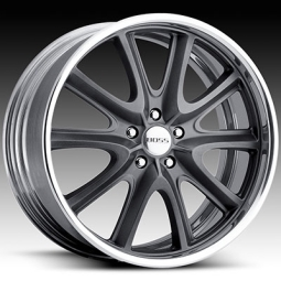 Boss Motorsports 336 Gray