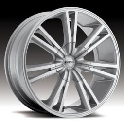 Boss Motorsports 339 Silver