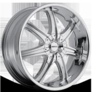 Boss Motorsports 345 Chrome