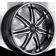 Boss Motorsports 345 Superfinished Black Trim