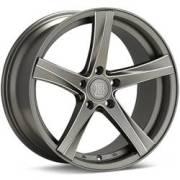 Bremmer Kraft BR11 Titanium Milled Wheels