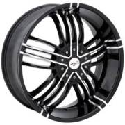 Bzo Fortune 16 Black Machined