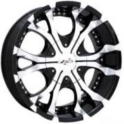 Bzo Hummer 14 Black Machined