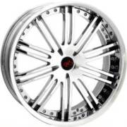 Bzo Z02 2pc Chrome