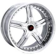 Bzo Z04 2pc Chrome