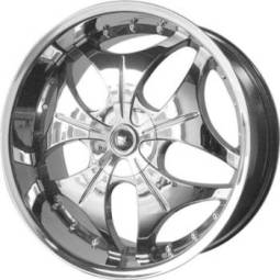 CT801R Chrome 24x10