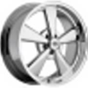 Cragar 610c Latemodel Chrome