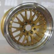 Drag Concept PR17 Gold Machined