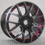 Drag Concept PR21 Gloss Black Machined