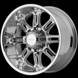 Diamo 16 Karat8-Lug Chrome