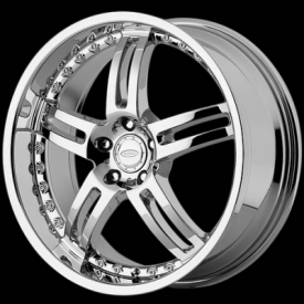 Diamo 25 Karat Chrome