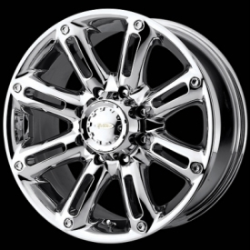 Diamo 31 Karat Chrome