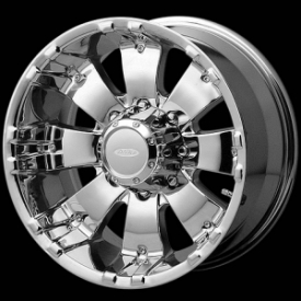 Diamo 8 Karat Chrome