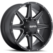 DPR Offroad Tech-9 Black Machined