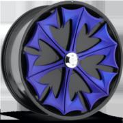 Davin Blak Apocalyse H721 CF Purple