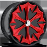 Davin Blak Apocalypse H721 CF Red