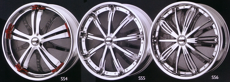 Davin Streetspin Spinning Wheels