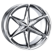 Decorsa Polaris 6 Chrome