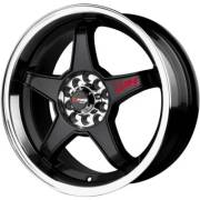 Drag DR-8 Gloss Black