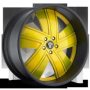 Dub Fader C14 Yellow Matte Blk