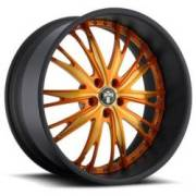 Dub Firewire C12 Orange Yellow Blk Lip