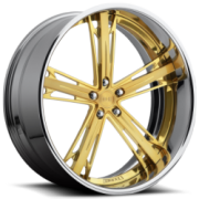 Dub X-83 Malice Brushed Gold Tint CL