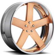 Dub X-84 Baller Brushed Rose Gold CL