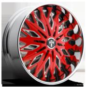 Dub S714 Savant Red Milled