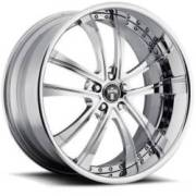 Dub Technic C15 Chrome
