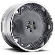 Dub Woofer C13 Gray Chrome Lip