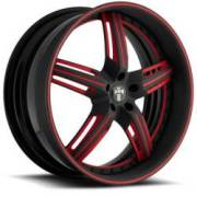 Dub X-58 Blk & Red