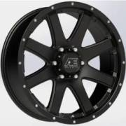 Eagle Alloy 015 Matte Black