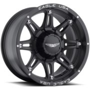 Eagle Alloy 027 Matte Black