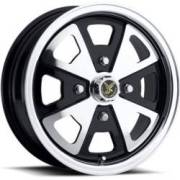 Eagle Alloy 073 VW Superfinish Black