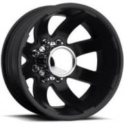 Eagle Alloy 098 Dually Black Year