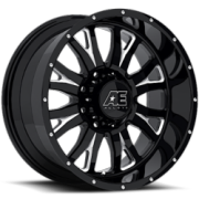 Eagle Alloy 511 Gloss Black Machined