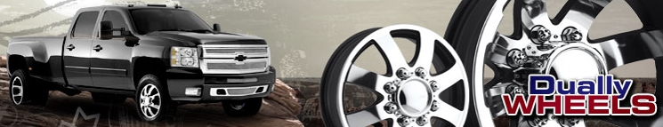 Eagle Alloy Dually Wheels