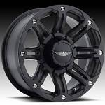American Eagle Wheels Series 050 Black