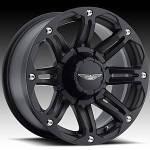 American Eagle Wheels Series 050 Black