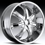 American Eagle Wheels Series 051 Chrome