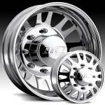 American Eagle Wheels Series 056 Dually Polished