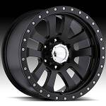 American Eagle Wheels Series 063 Matte Black
