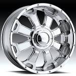 American Eagle Wheels 069 Eco-Chrome