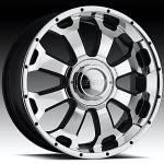 American Eagle Wheels Series 069 Super Finish