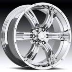 American Eagle Wheels Series 070 Eco-Chrome