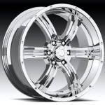 American Eagle Wheels Series 070 Eco-Chrome