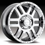 American Eagle Wheels Series 079 Chrome Hi-Offset