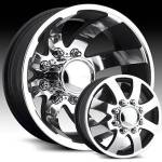 American Eagle Wheels Series 097/098 Super Finish