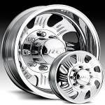American Eagle Wheels Series 130 Dually Polished