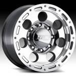 American Eagle Wheels Series 137 Super Finish
